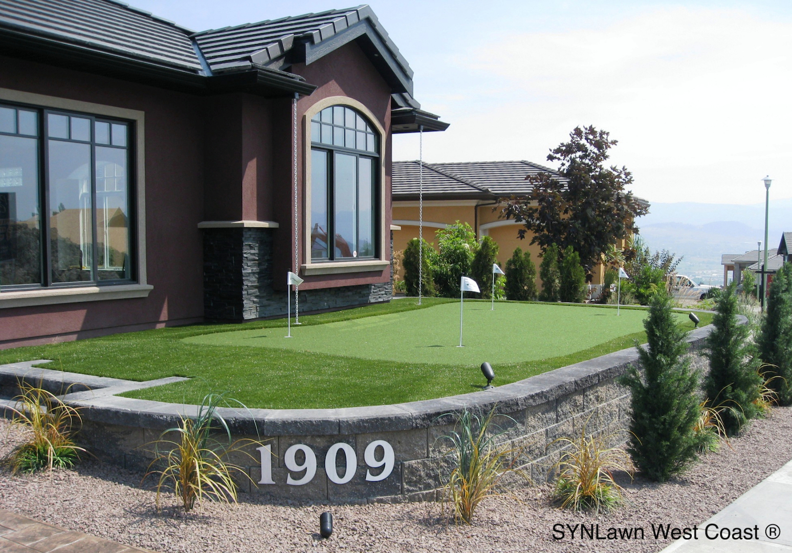 putting greens vancouver artificial grass