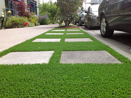 Vancouver City Streets Look Better With SYNLawn®