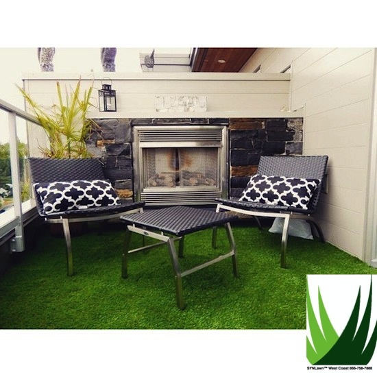 SYNLawn® outdoor space